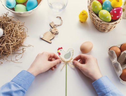 Frohe Ostern wünscht die PERSPEKTIVE